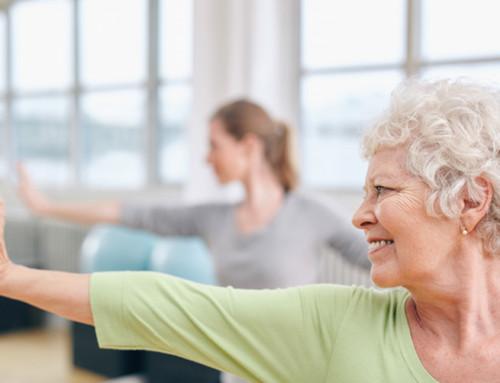 La actividad reduce el riesgo cardiovascular en mayores con movilidad reducida