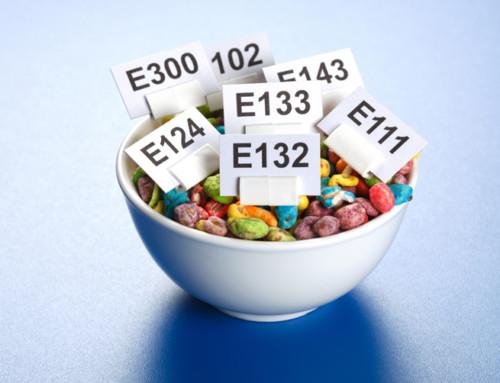 Los efectos en la salud de algunos aditivos alimenticios