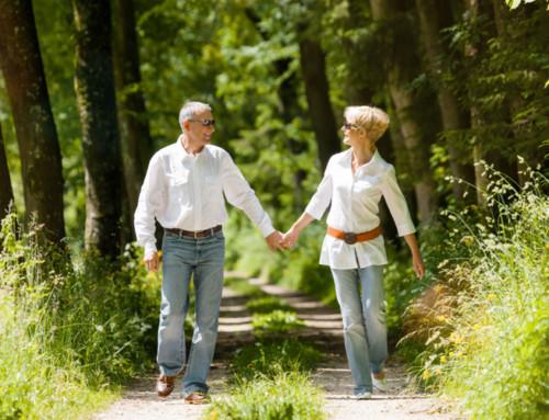Caminar diariamente de forma suave, constante y regular, ayuda a mejorar el estado de ánimo