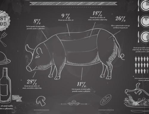 La carne de cerdo, alimento imprescindible